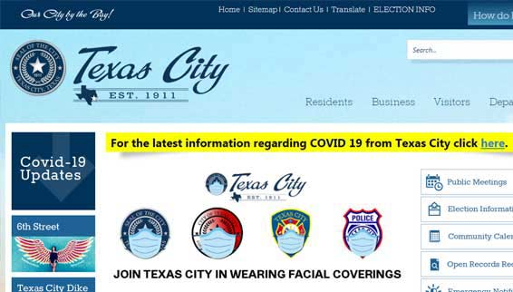 Local Resources for City of DFW, TX Residents